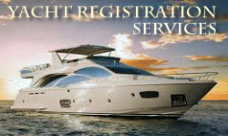 Yacht registration